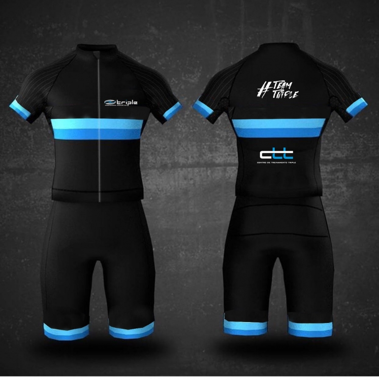 UNIFORME CICLISMO - TEAM TRIPLE